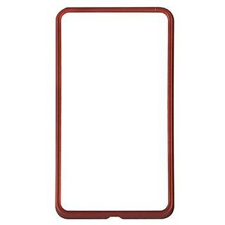 Qmadix Snap-On Cover Motorola Droid 3 - Face Plate - Retail Packaging - Red