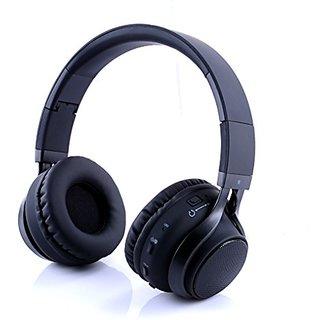 Beyution 2-in-1 Bluetooth Headphones with Bluetooth Speaker Built in Mic-Phone - RetailPackage