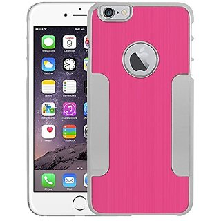 Zizo iPhone 6 4.7-Inch Aluminum Premium Plated Cover - Retail Packaging - Pink