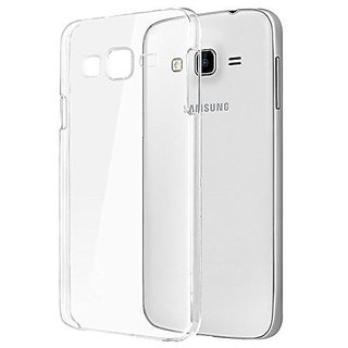 Samsung Galaxy on5 Transperent back cover