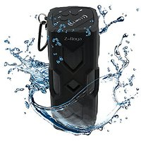 Waterproof Bluetooth Speaker,Z-Roya,Sport Speaker Bass Subwoofer Sound Speaker Bluetooth Speakers 4.0 With NFC Built-in