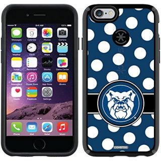 Coveroo CandyShell Cell Phone Case for iPhone 6 - Retail Packaging - Butler Polka Dots