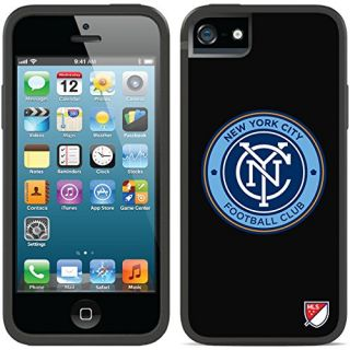 Coveroo Switchback Cell Phone Case for iPhone 5/5s - Retail Packaging - New York City FC Emblem