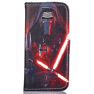 Star Wars: The Force Awakens Wallet/Flip Style iPhone 6 Cell Phone Cases (Kylo Ren)