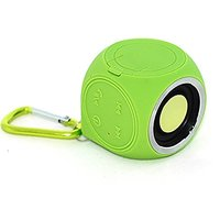 Chukchi Portable Mini Cute Wireless Speaker IP67 Water Resistant Shower Bluetooth Speaker For IPhone Series And Android