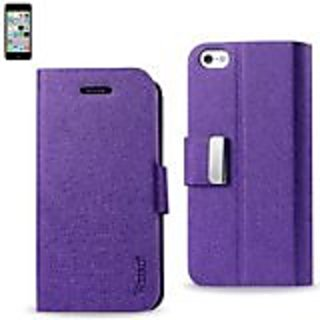 Reiko Magnetic Closure Fitting Case iPhone 5c - Retail Packaging