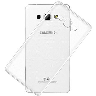 samsung galaxy A5 (2016) Transperent back cover