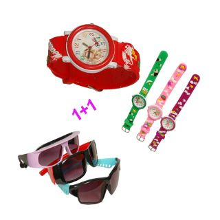 Kids Watch With Goggle