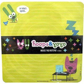 Hallmark Hoops & Yoyo Stationery Mouse Pad
