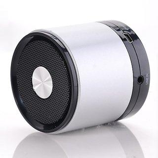 Jackscool 788s Mini Bluetooth Speaker Silver