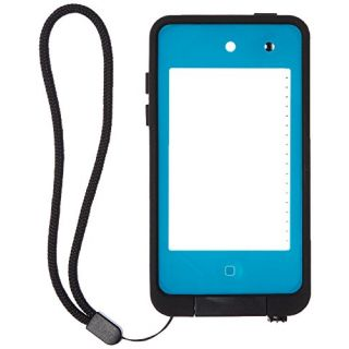 Generic MC0130 Cell Phone Case for iPod 4th Generation - Non-Retail Packaging - Blue