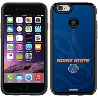 Coveroo CandyShell Cell Phone Case for iPhone 6 - Retail Packaging - Boise State Watermark