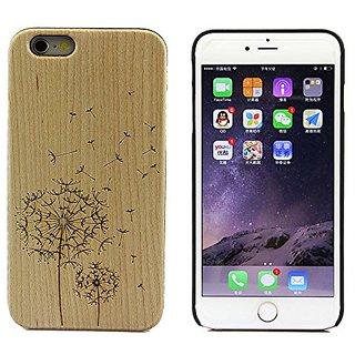 Iphone 6 Plus Case, YFWOOD(TM) Iphone 6 Plus Wood Cover Case ,Real Nature Wood Unique Pattern Design Iphone 6 Plus Bumpe