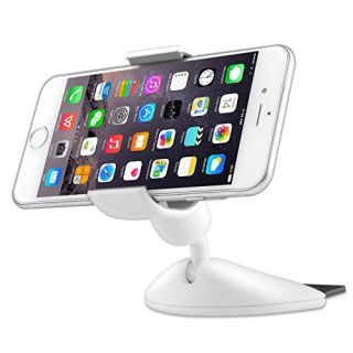 Aukey Xenomix CD Slot Car Mount Smartphone Holder Cradle for iPhone 6, 6 Plus, iPhone 6S,6S Plus, Samsung Galaxy S5 S4 S