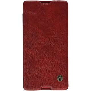 Nillkin Carrying Case for Sony Xperia M5 - Retail Packaging - Red