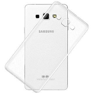 Samsung Galaxy J1 ACE Transparent Back Cover