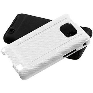 MYBAT ASAMI777HPCFUOC004NP Fusion Premium Durable Protective Case for Samsung Galaxy S II i777 - 1 Pack - Retail Packagi