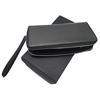 NEW Carbon fiber rip resistance Wallet Able to fit iPhone 6 plus 5.5