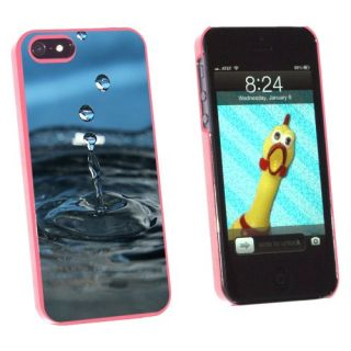 Graphics and More Drop of Water - Droplets Rain Raining - Snap-On Hard Protective Case for Apple iPhone 5/5s - Non-Retai