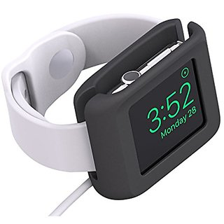 Ten One Design Timeframe, Charger & Cradle for Apple Watch 42mm - Retail Packaging