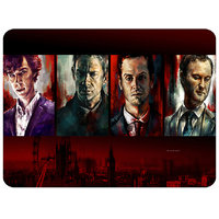 Te Great Game Mouse Pad By Shopkeeda