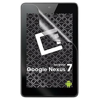 Cellet Super Strong Maximum Protection Screen Protector for Google Nexus7 (1 Front Piece)