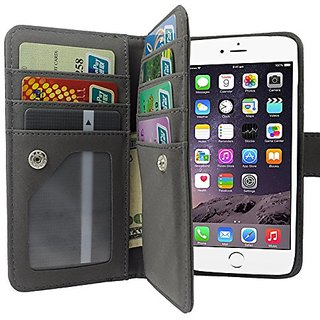 Zizo Case for iPhone 6 - Retail Packaging - Black/Black