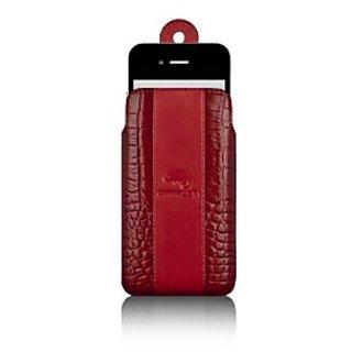 Camalen COrbit-R Camalen Orbit Case for iPhone 4/4S - 1 Pack - Retail Packaging - Red