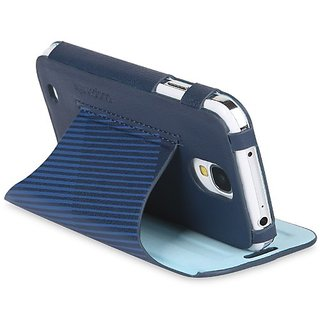 X-Doria Dash Pro Folio Case for Samsung Galaxy S4 - Slate