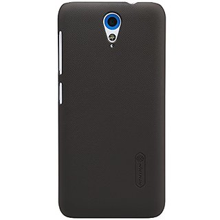 Nillkin HTC Desire 820 Mini (D820MU) Super Frosted Shield - Retail Packaging - Brown - Carrying Case - Retail Packaging