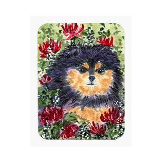 Carolines Treasures Mouse/Hot Pad/Trivet, Pomeranian (SS8727MP)