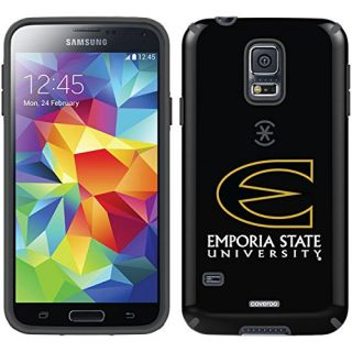 Coveroo CandyShell Cell Phone Case for Samsung Galaxy S5 - Retail Packaging - Emporia State Primary Mark