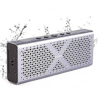 Waterproof Bluetooth Speaker, Keedox V4.0 Wireless Bluetooth Speaker Shower Bluetooth Speaker Outdoor Speaker For Apple