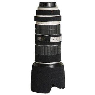 LensCoat LC70200BK Canon 70-200IS f/2.8 Lens Cover (Black)
