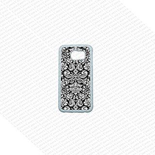 Krezy Case Samsung Galaxy S6 Case, Cute Samsung Galaxy S6 Cover, Damask Super Pattern Samsung Galaxy S6 Case, Galaxy S6