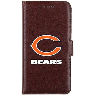 HOBOKEN Tech Wallet Case Samsung Galaxy Note 5 NFL Chicago Bears