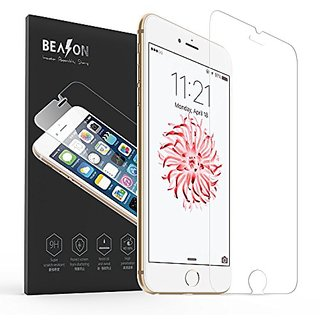 BEASON iPhone 6 Plus Screen Protector, Curved Edge Tempered Glass Screen Protector, Premium High Definition (HD)