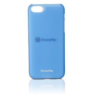 XtremeMac Microshield Case for iPhone 5c Sky Blue Frost