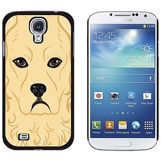 Graphics and More Cocker Spaniel Snap-On Hard Protective Case for Samsung Galaxy S4 - Non-Retail Packaging - Black