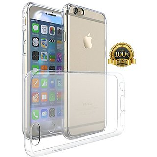 iPhone 6 Case, Kambitech(TM) (Premium Quality) -Crystal Clear- Scratch-Resistant Soft, Flexible, TPU, Protective Case, N