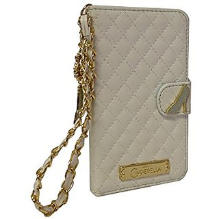 Cinderella Folio Wallet Case for Galaxy S5 (Retail Packaging)