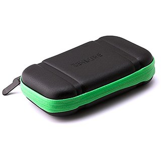 Zendure® Weatherproof Zipper Case for External Batteries, Smart Phones, Portable Hard Drives, and Compact Digital Ca