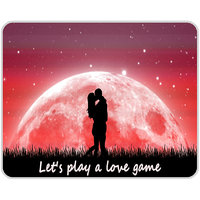 Love Game Mouse Pad By Shopkeeda