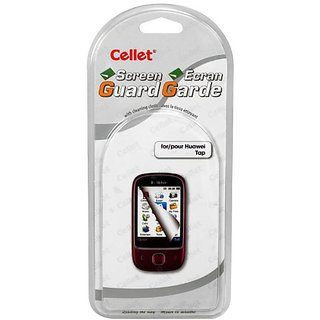 Cellet Super Strong Maximum Protection Screen Guard/Protector for Huawei Tap