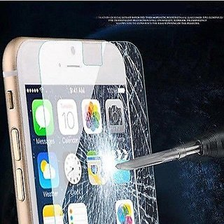 iPhone 6 Plus Screen Protector-iPhone 6s plus Glass Screen Protector Nadidoug Scratch Proof-Tempered Glass-4.7