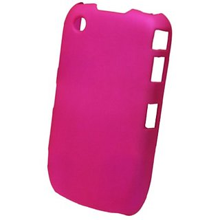 GO BC513 Plastic Protective Hard Case for BlackBerry 8520 - 1 Pack - Retail Packaging - Pink