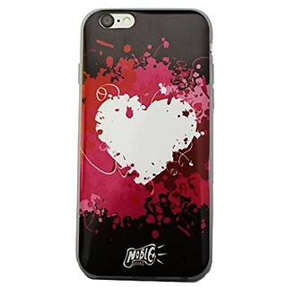 iPhone 6, iPhone 6s Protective Case - Bad Blood - Heart