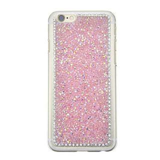 S&C New Style DIY Luxury Glitter Bling Full Rhinestone Diamond Crystal Phone Case Cover Hard Back Case Cover for iPhone