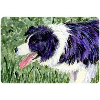 Carolines Treasures Mouse/Hot Pad/Trivet, Border Collie (SS8843MP)