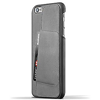 Mujjo Leather Wallet Case 80 Degree for iPhone 6(s) Plus (5.5